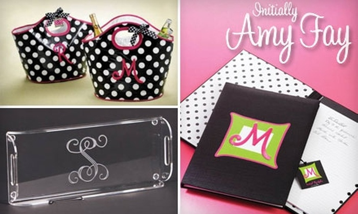 Initially Amy Fay - Knoxville: $10 for $20 Worth of Home Decorations, Accessories, and Gifts at Initially Amy Fay