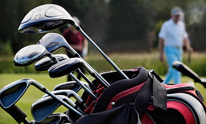 Willow Creek Golf Club - Greer: Golf Outing for Two at Willow Creek Golf Club