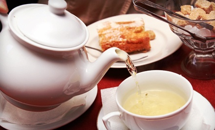 Afternoon Tea for 2 With 2 Food Options - J.H. Adams Inn in High Point