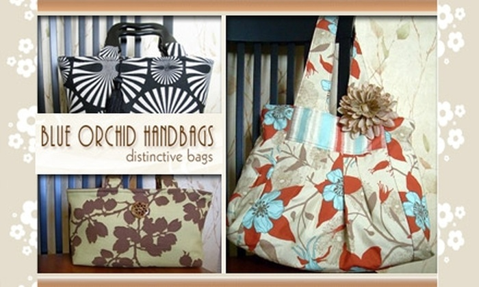 Blue Orchid Handbags - Cleveland: $25 for $50 Worth of Purses from Blue Orchid Handbags