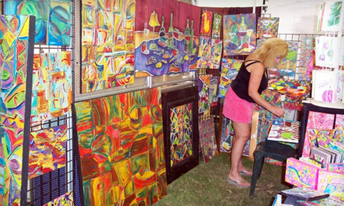 Pink Palace Crafts Fair - Audubon Park Community Association: One-Day or Two-Day Outings for Two to the Pink Palace Crafts Fair