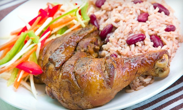 Caribbean Dutch Pot Restaurant - Woodlawn: All-You-Can-Eat Brunch for Two or $12 for $25 Worth of Caribbean Fare at Caribbean Dutch Pot Restaurant