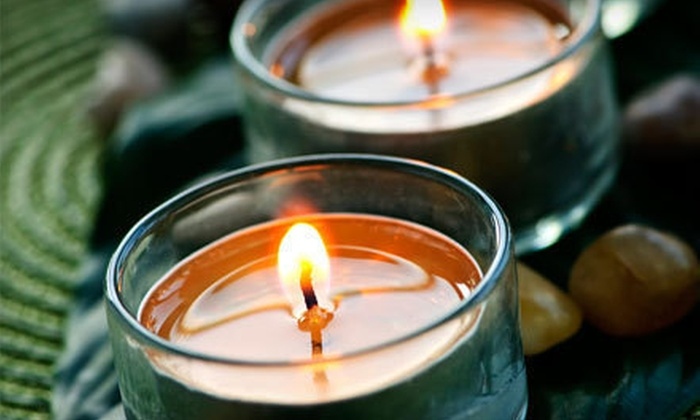 Wicked Flame - Downtown Rahway: Soy Candles at Wicked Flame (Half Off). Two Options Available.