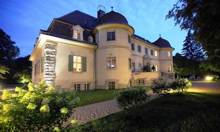 romantische tage zu zweit im schlosshotel inkl spa bei berlin groupon. Black Bedroom Furniture Sets. Home Design Ideas