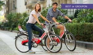 Call a bike: Flexibles Bikesharing mit 13.000 Fahrrädern im Komfort-Tarif Standard im ersten Jahr von Call a Bike (41% sparen*)
