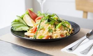 Le Comptoir du Deuxième Élément : Thais keuzemenu vanaf € 8,50 bij restaurant Le Comptoir du Deuxième Element