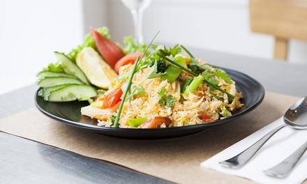 Menu thaïlandais au choix, adresses au choix, dès 8,50 € au restaurant Le Comptoir du Deuxième Élément