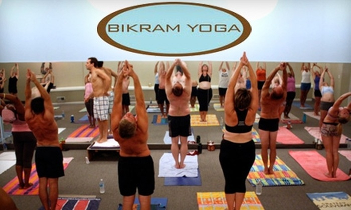 Bikram Yoga Annapolis & Severna Park - Multiple Locations: $25 for One Month of Unlimited Yoga at Bikram Yoga Annapolis & Severna Park ($150 Value)