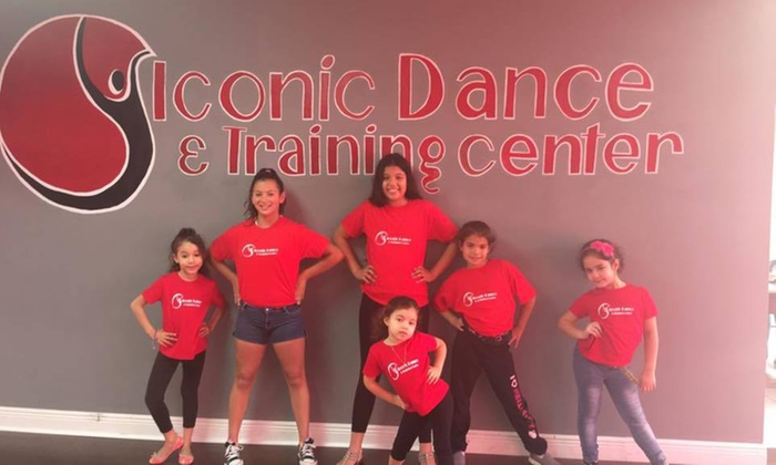 Iconic Dance & training center - Medley: $48 for One Month of Unlimited Dance Classes for Kids Ages 3-17 ($165 Value) — Iconic Dance & training center