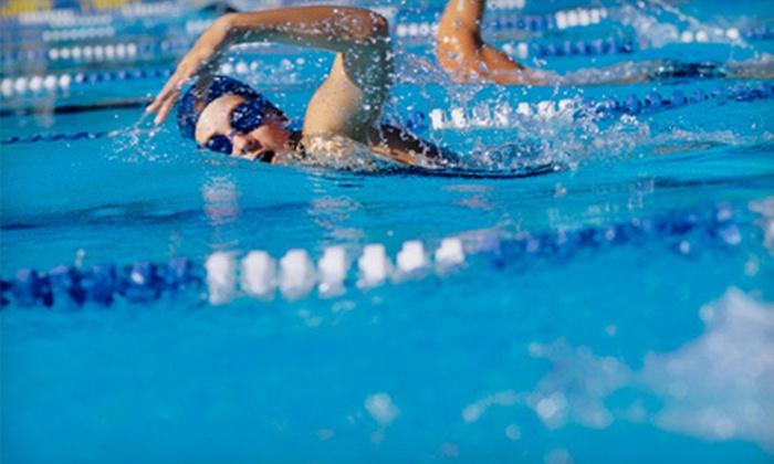 Starfish Swim School - Savannah: $25 for Eight Swim Classes at Chatham County Aquatic Center (Up to $50 Value)
