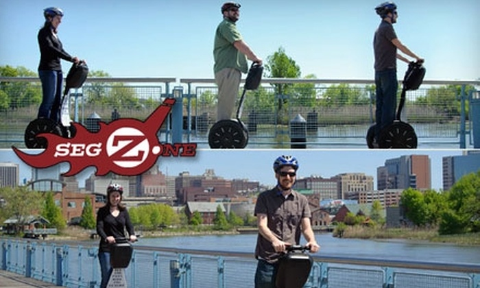 SegZone - Annapolis: $25 for a One-Hour Segway Tour of Annapolis with a 20- to 30-Minute Training Session from SegZone ($49.50 Value)