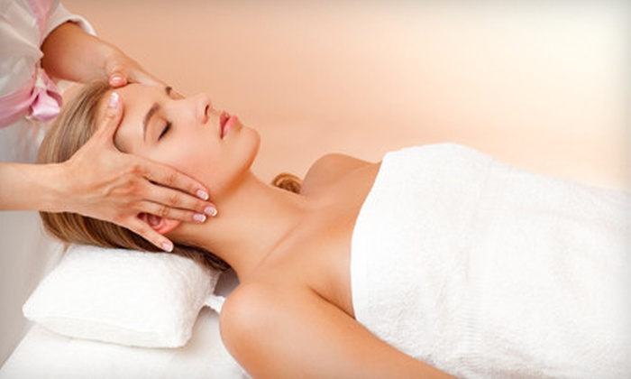 Devine Designs Salon & Spa - Albina,Boise: Body Wrap and Facial Package or Cut, Color, and Conditioning Package at Devine Designs Salon & Spa (Up to 74% Off)