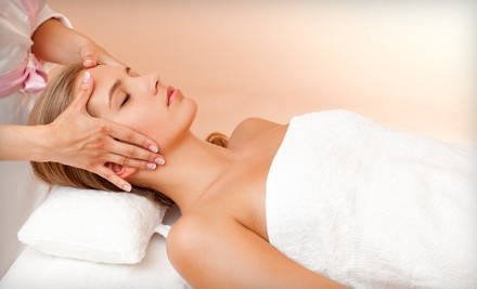 Herbal-Infused Body Wrap and an Express Facial - Devine Designs Salon & Spa in Portland