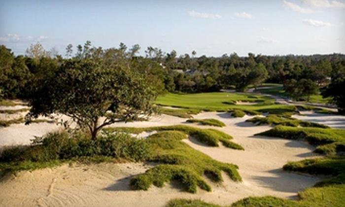 The Deltona Club - Deltona: Golf Package or Lesson at The Deltona Club. Three Options Available.