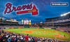 The Atlanta Braves - Summerhill: $20 Terrace-Level Ticket ($36 Value) or $10 Outfield-Pavilion Ticket ($24 Value) to an Atlanta Braves Game. Six Dates Available.