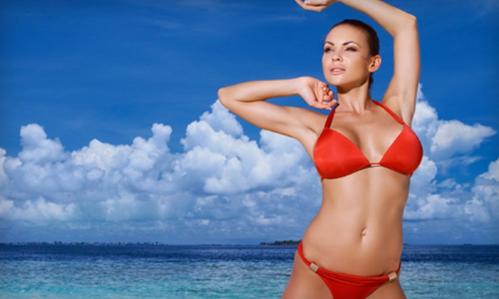 Tan-talyzing Tan - Crown Heights: Two or Four Full-Body Spray Tans from Tan-talyzing Tan