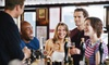 Appeteasers USA: $15 for a Restaurant and Bar Tour from Appeteasers USA ($30 Value)