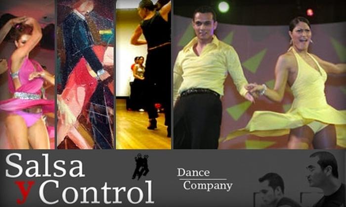 Salsa y Control - Boston: $8 for One Salsa Class at Salsa y Control Dance Company