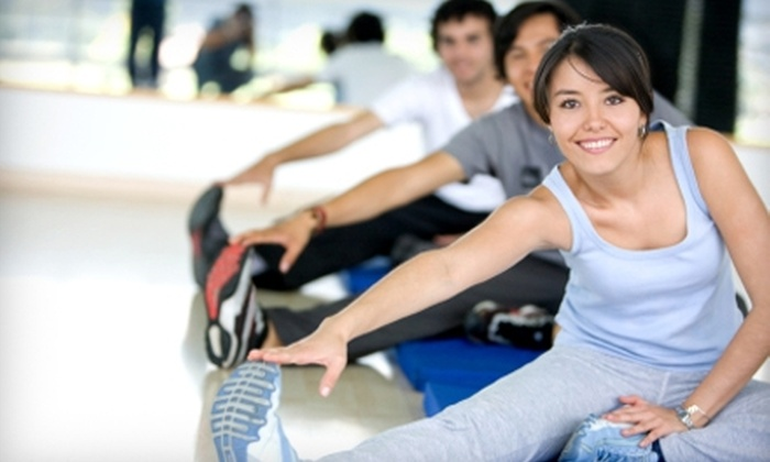 Heckers' Fitness - Zionsville: $59 for Five Small-Group Personal-Training Sessions at Heckers' Fitness in Zionsville ($175 Value)