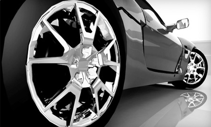 Dean's Auto Shine - Multiple Locations: Executive or Complete Detail Package at Dean's Auto Shine (Up to 57% Off)