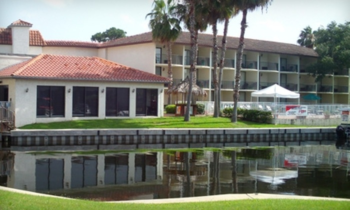 Lake Tarpon Resort - Palm Harbor: Resort Package at Lake Tarpon Resort in Palm Harbor