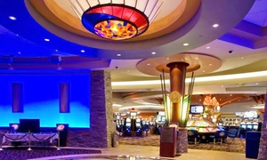 Dakota Dunes Casino: CC$20 for C$20 Worth of Non-Cashable Slot-Machine Play and C$20 Worth of Food (CC$40 Value)