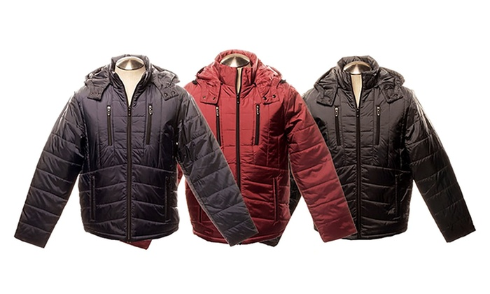 Tumi T-Tech Men's Quilted Jacket | Groupon Goods