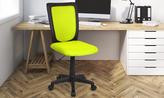 Sedie Girevoli Da Ufficio : Sedia girevole da ufficio groupon goods