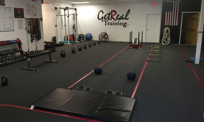 GetReal Training llc - Hilltown: Five Circuit Training Classes at GetReal Training.llc (65% Off)