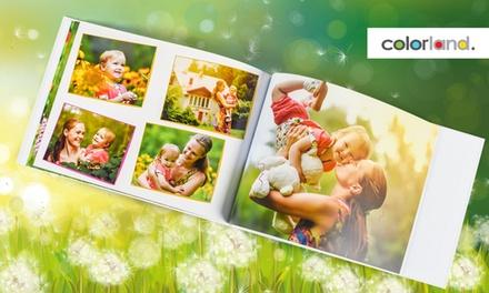 Fotolibri personalizzabili con copertina rigida a 16,99€euro