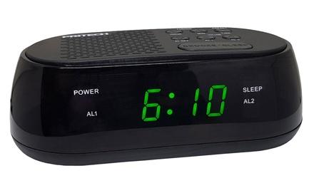 1, 2 o 3 radios despertadores con cargador USB