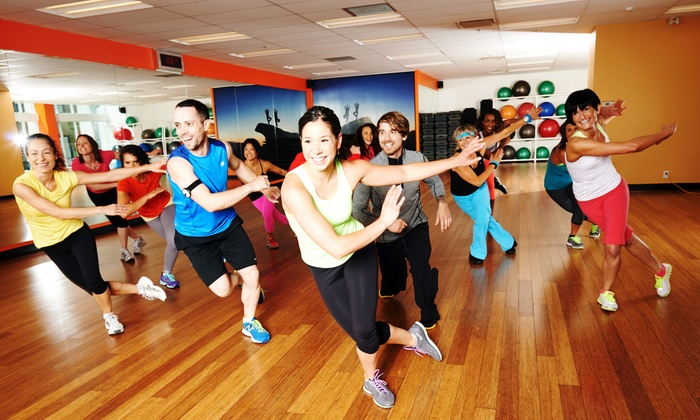 Steve Nash Fitness World & Sports Club - Multiple Locations: C$29 for 1 Month of Unlimited Cycling, Yoga, Zumba plus Gym Access and Fitness Assessment (C$175 Value)