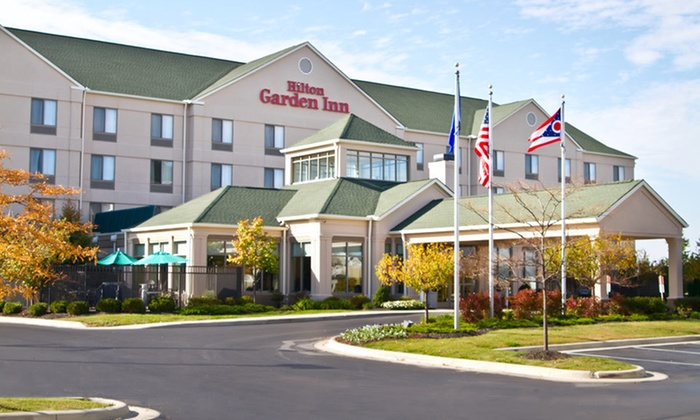 Hilton Garden Inn Columbus/Polaris - Polaris: One-Night Stay at Hilton Garden Inn Columbus/Polaris in Columbus, OH