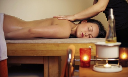 An 60-Minute Aroma Oil Massage at Serenity Day Spa (57% Off)