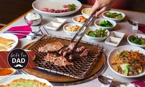 Paradise Korean Charcoal BBQ Restaurant: BBQ Feast + Appetiser for 2 ($55), 4 ($99) or 6 ($149) at Paradise Korean Charcoal BBQ Restaurant (Up to $312 Value)