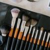 Makeup Brush Set (15-Piece)