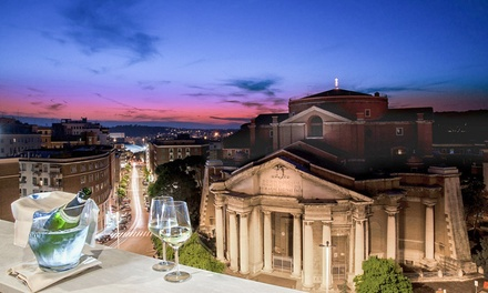 ✈ Rome: 2 or 3 Nights with Breakfast and Return Flights at 5* Grand Hotel Ritz*