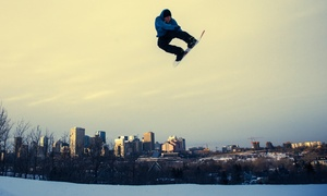Lift Tickets for Two, Four, or Six at Edmonton Ski Club (Up to 60% Off)