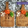 Up to 56% Off Custom Serving Boards from Qualtry