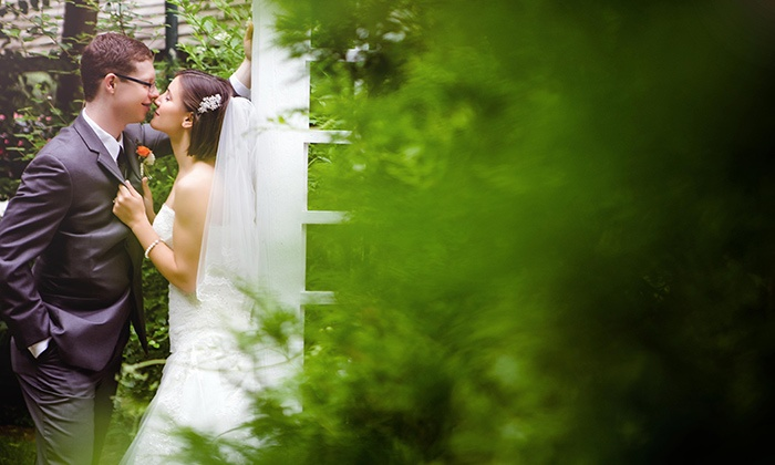 Canan Studio - Toronto (GTA): Wedding or Engagement Photography Package from Canan Studio (Up to 72% Off)