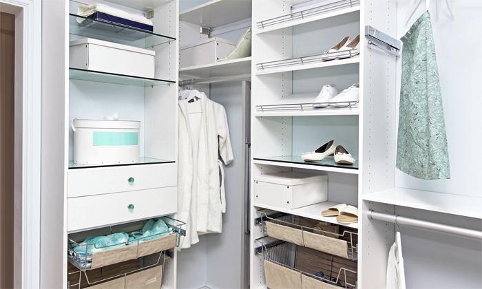 My Custom Closet - Philadelphia: $199 for $500 Worth of Closet Remodeling with Consultation at My Custom Closet