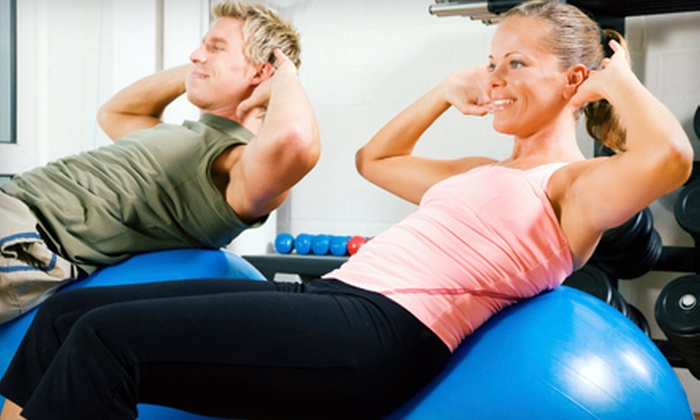 Timed Exercise - Multiple Locations: $28 for One Month of Personal Training at Timed Exercise ($179 Value)