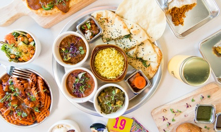 Indian Cuisine at Bukhara Indian Bistro (Up to 50% Off). Four Options Available.