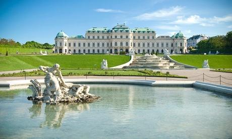 Viena: habitación doble estándar para dos personas con desayuno en el hotel de 4* Jugendstil villa Park Villa