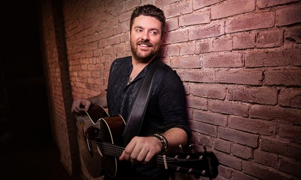 Chris Young: Raised on Country Tour with Chris Janson and Dylan Scott on May 26 at 7:30 p.m.