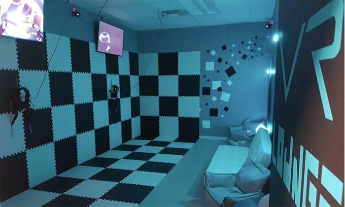 Impulse virtual reality lounge up to 40 off kelowna - Virtual room designer upload photo ...
