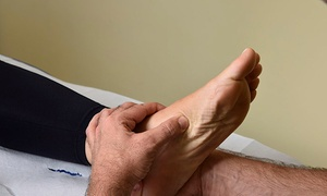 Andrea Gandini - Fisioterapia: 2 o 4 sedute di footwork con fisioterapista ed operatore del Metodo Grinberg Andrea Gandini (sconto fino a 71%)