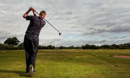 Golf Coaching Day for One or Two with Colin Murray Golf Professional (Up to 33% Off)