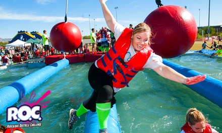 Ridiculous Obstacle Challenge 5K Entry at Gloucester Park, Perth Up to $119 Value