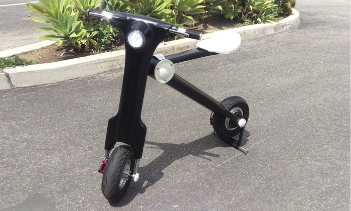 Emiocycle Foldable E-Bike
